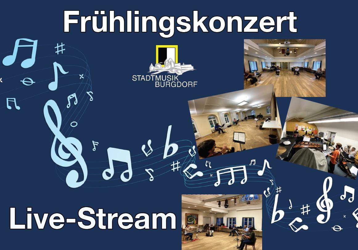 Livestream-Konzert vom 29.5.2021